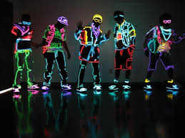 neon party what is best to wear for a party neon lights quora