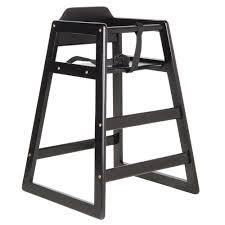 lancaster table u0026 seating unassembled black stacking restaurant