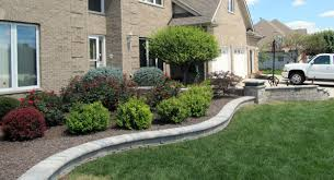 Home Design Ideas Front Front Entrance Landscaping Front Yard Landscaping Interlocking