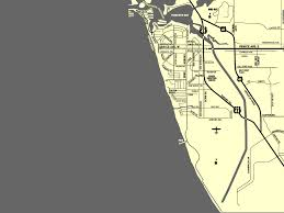 Map Of Venice Beach Travel Directions U0026 Maps Beachcomber In Venice Fl 34285