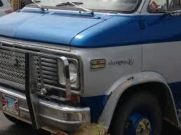 cc outtake chevy van 30 mongrel