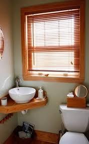 furniture home wooden bowl vessel corner bathroom sink with