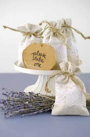 linen favor bags linen lace 3x5 wedding favor bags