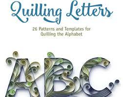 quilling designs tutorial pdf quilling etsy