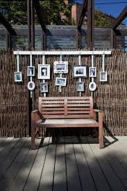 decorating ideas lovely outdoor decoration using silver wedding
