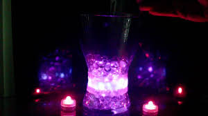 Glow In The Dark Home Decor Affordable Glowing Centerpieces Youtube