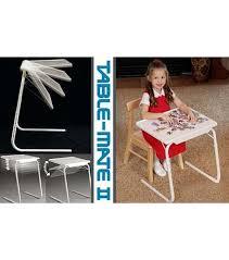 table mate ii folding table tv tablemate ii portable adjustable folding table retailgenius