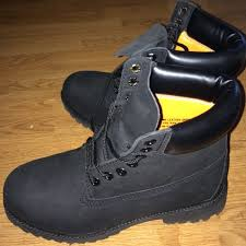 womens timberland boots size 12 25 timberland shoes black timbs from s