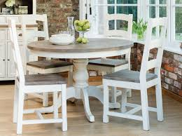 dining room chairs casters round kitchen table with 6 chairsawesome brown round dining room