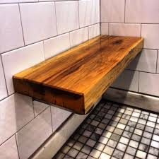 amazing teak shower seat bedroom and bathroom decoration ideas