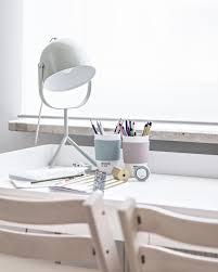 scandinavian girls room reveal www my full house com kids desk