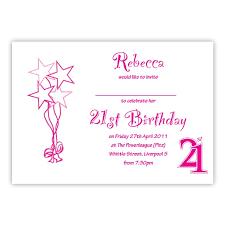 birthday invites exciting 21st birthday invitations designs 21st