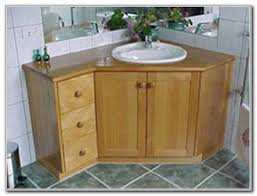 Bathroom Corner Vanity by Small Corner Bathroom Vanity Cabinet Home Decorating Ideas