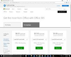 microsoft office 365 2017 best business features