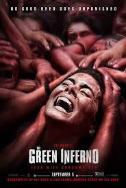new trailer for eli roth s amazonian horror the green