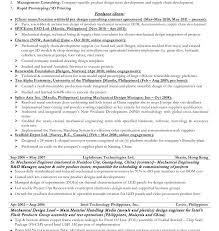 Sample Resume For Material Handler by Chief Mechanical Engineer Sample Resume Haadyaooverbayresort Com