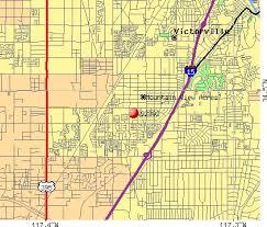 zip code map victorville ca victorville california map elegant 92392 zip code victorville