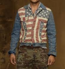 Denim And Supply Jacket Nas Wears Ralph Lauren Denim U0026 Supply American Flag Print Jacket