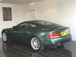 aston martin racing used aston racing green aston martin vanquish for sale west sussex
