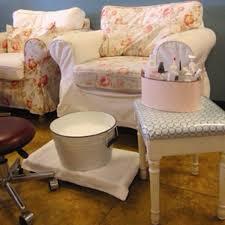 Shabby Chic Salon Furniture by 112 Best Salon Ideas Images On Pinterest Pedicure Station Salon