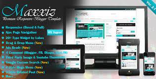 templates v1 blogger maxxiz responsive magazine news blogger template by mkrdezign