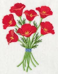 Flower Designs For Embroidery Machine Embroidery Designs At Embroidery Library Embroidery