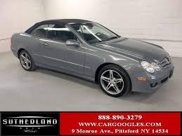 2007 used mercedes benz clk clk350 2dr cabriolet 3 5l at