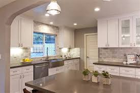 Brilliant Kitchen Cabinets Shaker Intended Ideas - Shaker style kitchen cabinet