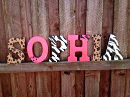 wall decor rustic wood letter wall decor superb sports wooden