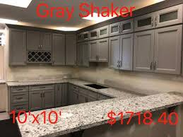 cherry shaker kitchen cabinet doors all solid wood kitchen cabinets gray shaker rta sle door
