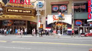 Modells Modell U0027s Sporting Goods Store Times Square New York City New