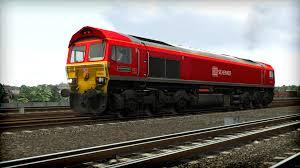 train simulator db schenker class 59 2 loco add on on steam