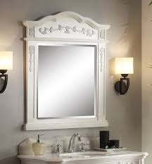27 Inch Bathroom Vanity Chans Furniture Hf 3305w Aw 27 Spencer 27 Inch Antique White