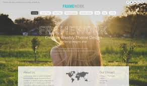 weebly templates u0026 weebly themes framework theme