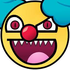 creepy clipart scary clown cartoon free download clip art free clip art on