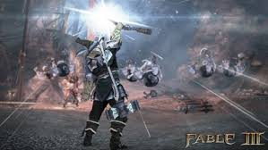 Fable 2 Donating To The Light Why Fable 3 Is An Embarrassment To Video Games