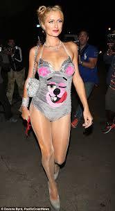 Miley Cyrus Halloween Costume Ideas Celebrity Halloween Paris Hilton Alessandra Ambrosio And