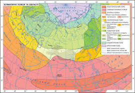 Eurasia Map Eurasia Climate Climatic Zones And Areas The Geography Of