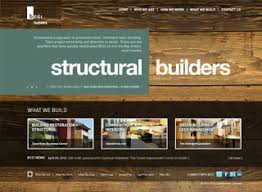 best contractor web design exles contractor web design design