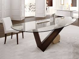 Italy Dining Table Glass Dining Table Valentino By Cattelan Italia Dining Tables