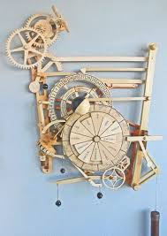 Free Wooden Clock Plans Download by Best 25 Wooden Gears Ideas On Pinterest Wooden Gear Clock
