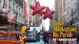 macy s thanksgiving day parade getting livestream from nbcu verizon