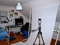 Bedroom Photography Studio Setup  Steps - Bedroom photography studio