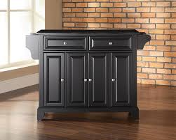Kitchen Island With Stainless Steel Top Crosley Kitchen Island Black Color U2014 Onixmedia Kitchen Design