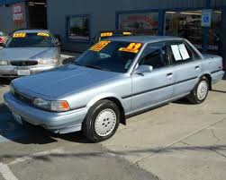 used toyota camry le for sale 1989 toyota camry le for sale in washington wa 995 cheap
