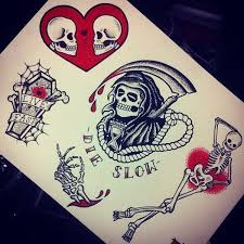 100 horrible grim reaper tattoos 2017 collection