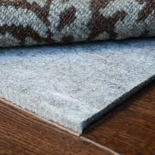 eco fiber touch felt rectangle rug pad best rug pads