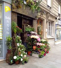 Flower Shops by Ode To Paris U2013 Iconicallyrare
