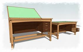 Drafting Table Top Material Plywood Edge Creating A New Material In Sketchup Finewoodworking