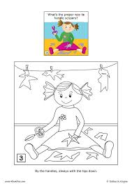 don u0027t play with scissors coloring pages hellokids com